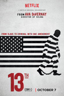 The 13th to Screen in the Library March 10th