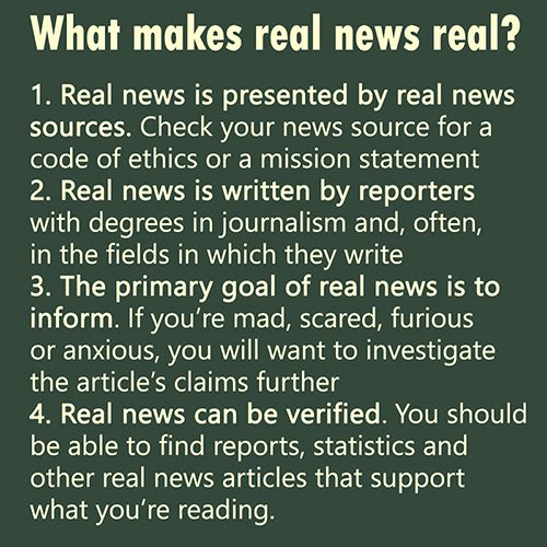 """Fake News"" vs Real News"