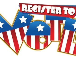 Voter Registration in the Library