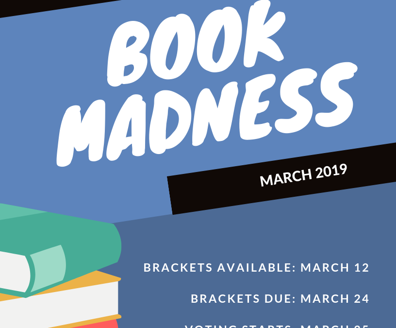 Book Madness is Back