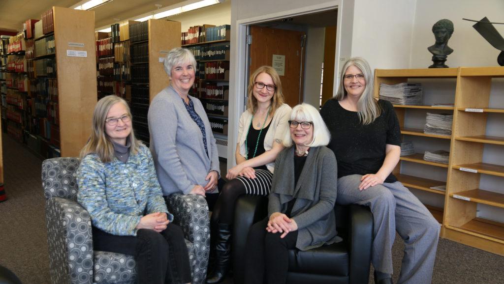 Fitzgerald librarians