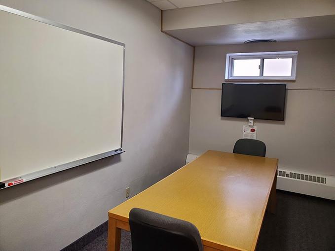 Study Room 117