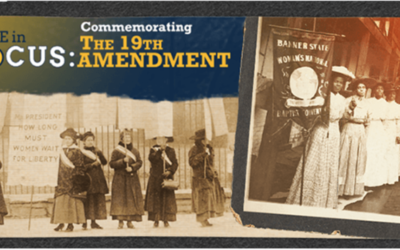 Muse in Focus: Commemorating the 19th Amendment